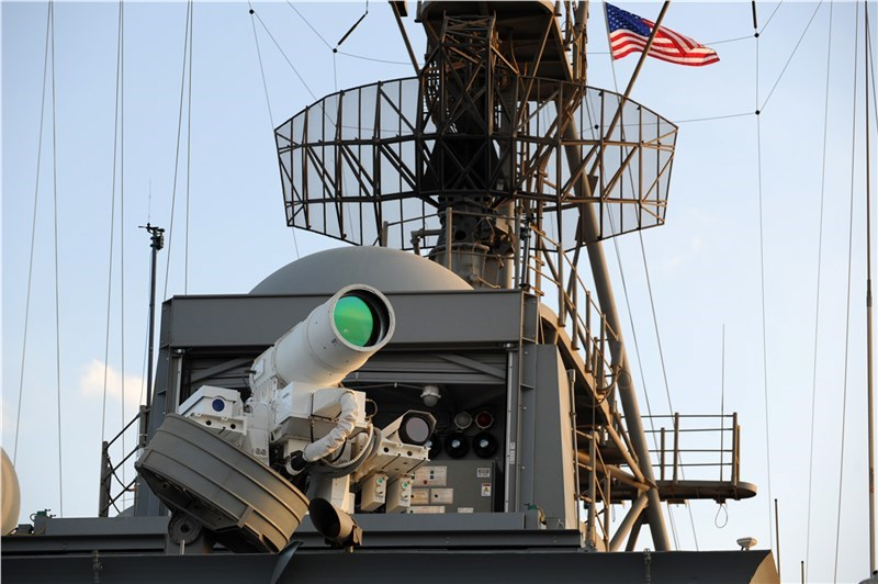 Directed Energy Weapons (DEW) Market Worth $5 8 Bn in 2019