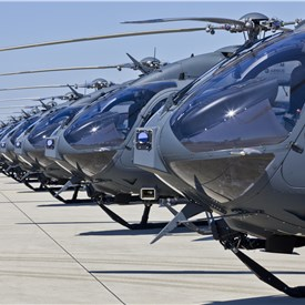 HENSOLDT enters into Framework Agreement with Airbus Helicopters for Self-Protection System