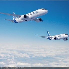 Airbus announces major performance improvement to its latest single-aisle aircraft - the A220 Family
