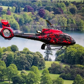 Mobile home tycoon Alfie Best set to accept ACH130 helicopter