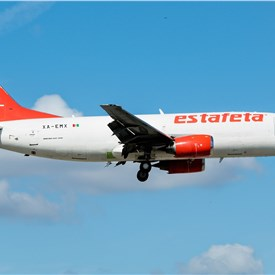GKN Fokker Services supplies ADS-B Out solution to Estafeta's Cargo Airline