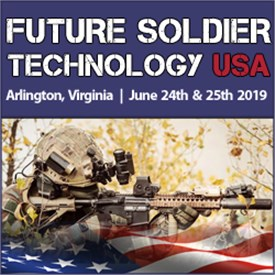 Two weeks until North America's Leading Soldier Modernization Conference - Future Soldier Technology USA 2019