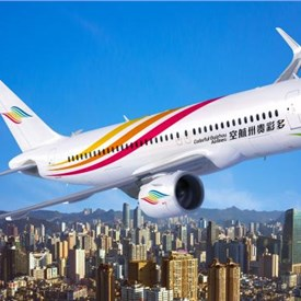 GECAS Brings 1st A320neo to Colorful Guizhou Airlines