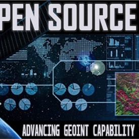 GEOINT and Open Source Analytics Summit