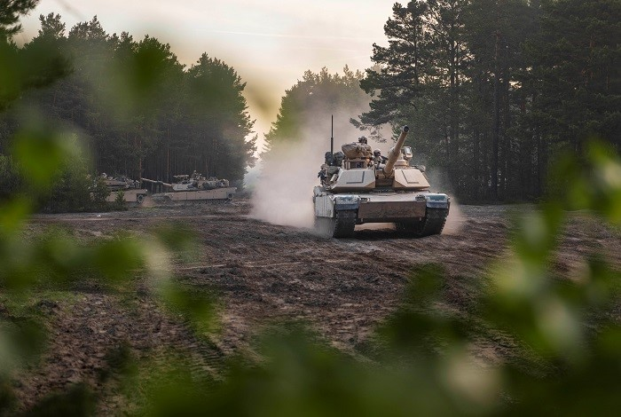 Armoring Tanks With Better Cyber Security