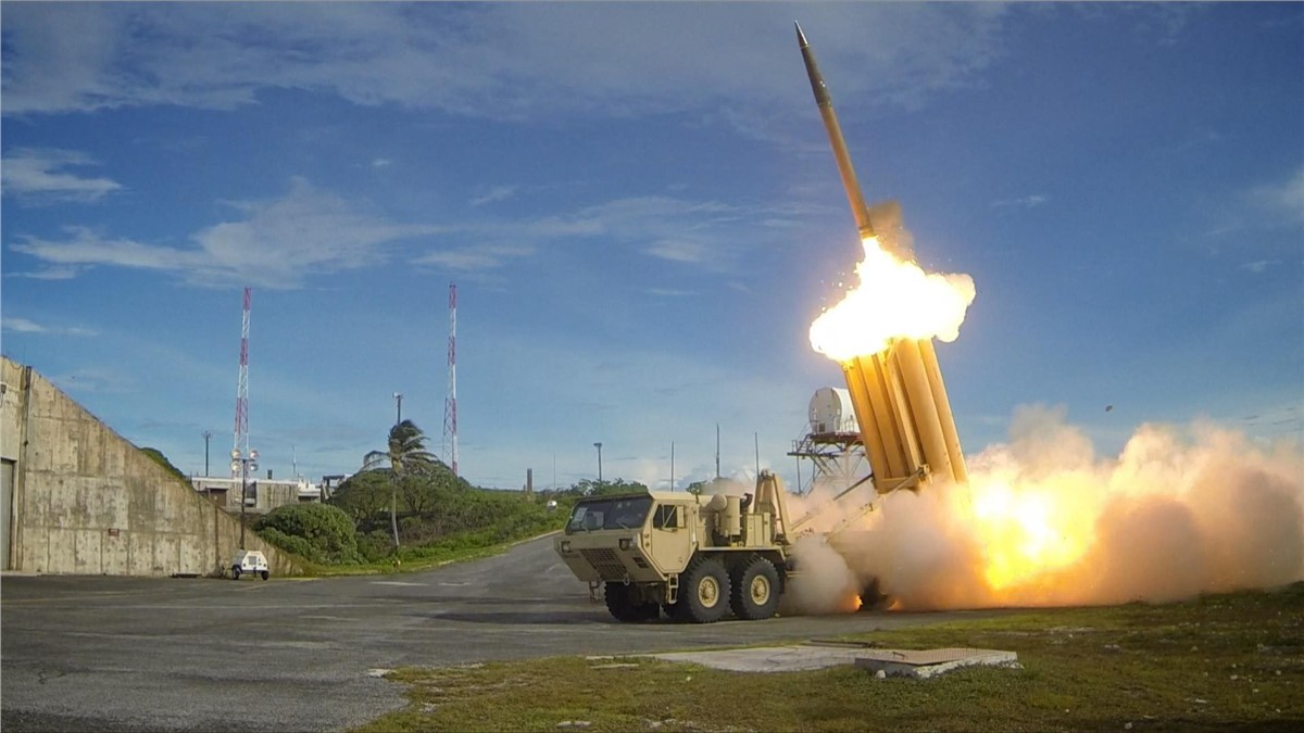LMT's PAC-3 CRI Missile Sets Distance Record During Army Int