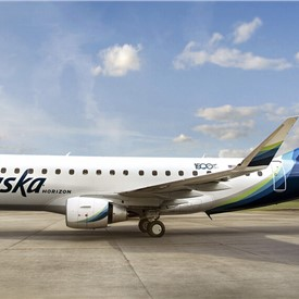 Embraer Signs Heavy Maintenance Services Agreement with Horizon Air