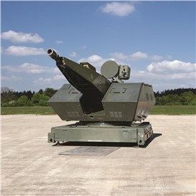 Multimillion-Euro Contract: International Customer Orders Air Defence Systems from Rheinmetall
