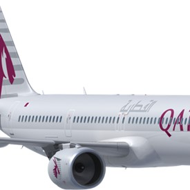 Qatar Airways Places $4 Bn LEAP-1A Engine Order