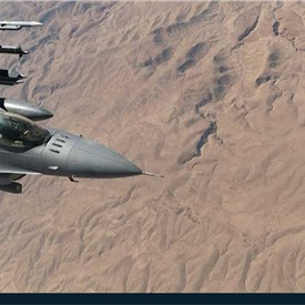 L3Harris Technologies Selected to Demo EW Prototype for USAF F-16 Fighting Falcon
