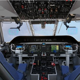 Airbus C295 is the 1st Fixed-wing SAR Platform to Feature Pro Line Fusion Avionics from Collins Aerospace