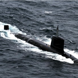 The Global Submarine Market 2019-2029