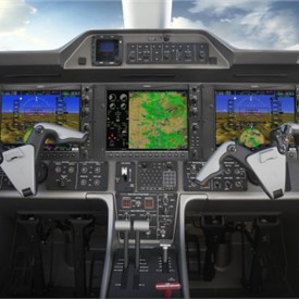 Garmin Adds the G1000 NXi Upgrade for the Embraer Phenom 100
