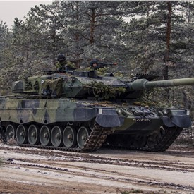 Elbit Subsidiary, IMI Systems, Selected to Supply 120mm Tank Ammunition to the Finnish Army
