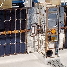 LM Launches 1st Smart Satellite Enabling Space Mesh Networking
