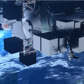 ESA and Airbus Sign Contract for Bartolomeo Platform on the ISS