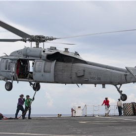 Naval Supply Signs $2.3 Bn UH-60 Renewal Contract