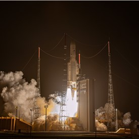 LM's Most Advanced Mobile Communications Satellite Launches