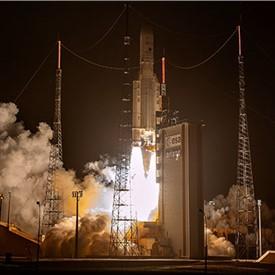 Arianespace's Ariane 5 Soars to Success With JCSAT-17 and GEO-KOMPSAT-2B