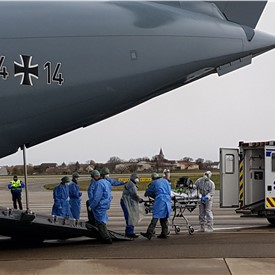 Airbus Military Aircraft Perform Life-saving Medevac Missions During the COVID-19 Pandemic