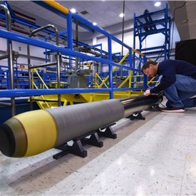 NGC Builds Very Lightweight Torpedo for US Navy