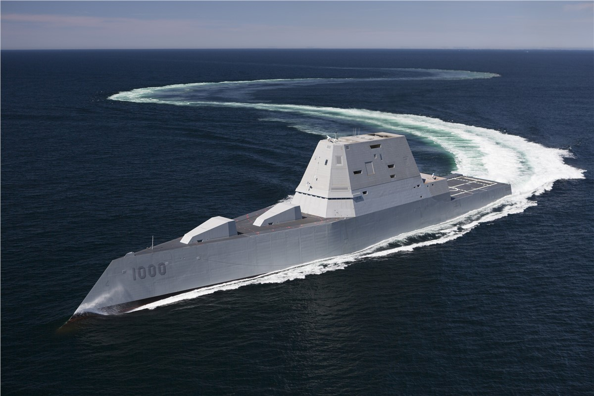 Ge Powers Us Navys 1st Full Electric Power And Propulsion Sh