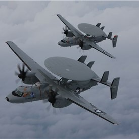 France - E-2D Advanced Hawkeye Aircraft, Spares and Support Equipment
