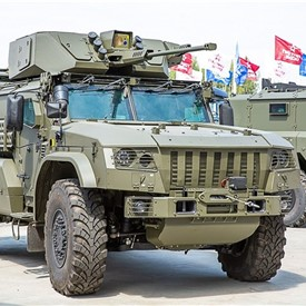 Armored Vehicles Market Worth $15.4bn by 2025