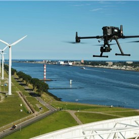 Terra Drone Invests in Dutch Drone Solution Provider Skytools to Together Establish Europe's Largest Drone Hub in Rotterdam