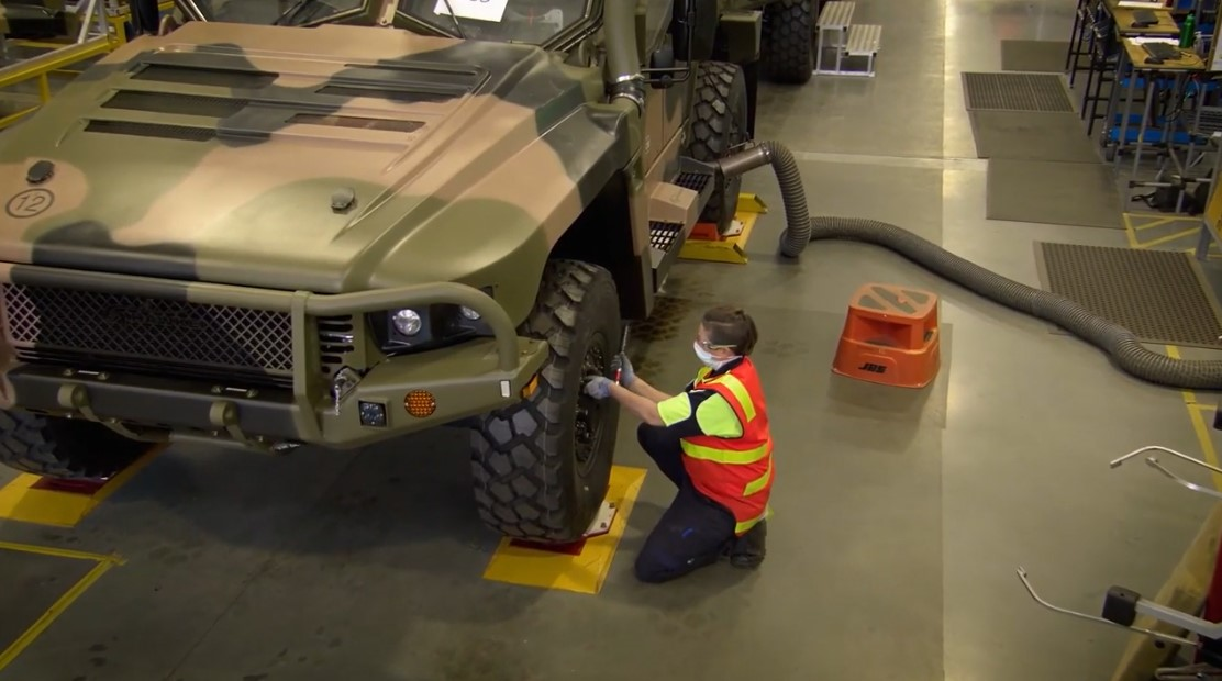Hawkei Delivers Jobs And Capability Advantage