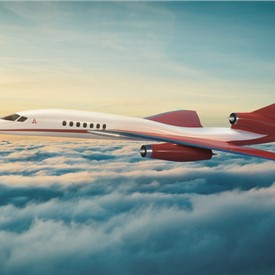 BAE Selected to Provide Flight Control System for New Aerion Supersonic AS2 Business Jet