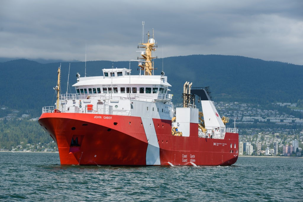 Thales Celebrates Delivery Of 1st New Class Of Vessels To Ca