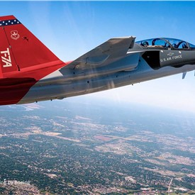 Collins Aerospace Adds Navigation Receivers to its Expansive Content on Boeing T-7A Red Hawk