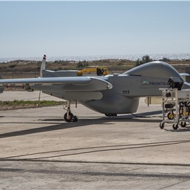 Frontex Selects Airbus and its Partner IAI for Maritime Aerial Surveillance with RPAS