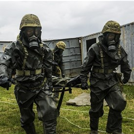 Global CBRNE Defense System Market Value to Reach $20.23bn by 2025
