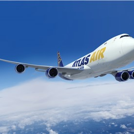 Atlas Air Worldwide Signs Agreement for GEnx Engines