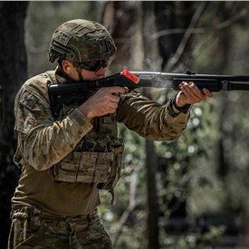 Shotgun Training Advances Urban Warfare Capability