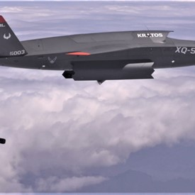 Image - Kratos XQ-58A Valkyrie Successfully Completes 6th Flight, Including 1st Payload Release from Internal Weapons Bay