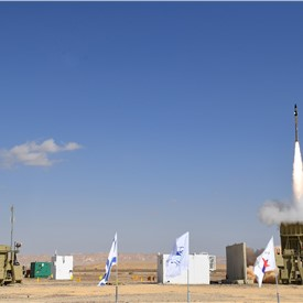 Image - Rafael Marks 10 Years Since Iron Dome's 1st Combat Interception