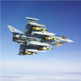 Cobham Mission Systems to Provide Countermeasure Systems to German AF's New Eurofighters