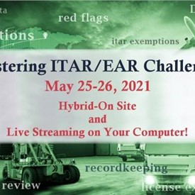 Image - Mastering ITAR/EAR Challenges