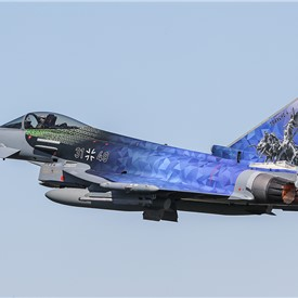 Image - Hensoldt Delivers Core Components to Eurofighter/Typhoon Self-protection System